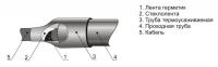 уплотнители кабельных проходов укпт-235/55